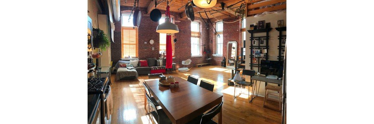 Wie arrangiere ich ein Interieur im Loft-Stil? 3 praktische Tipps - Wie arrangiere ich ein Interieur im Loft-Stil? 3 praktische Tipps