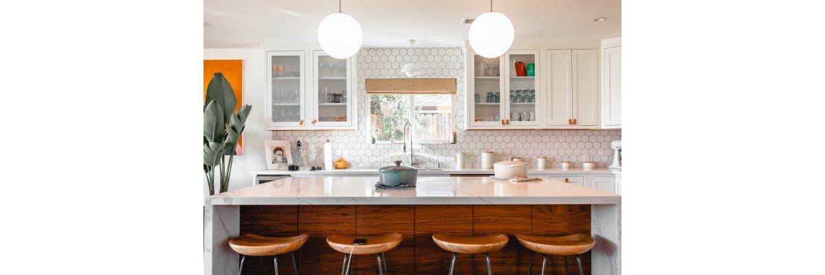 Küchenwanddekorationen – 12 Ideen für eine leere Wand in der Küche - Küchenwanddekorationen – 12 Ideen für eine leere Wand in der Küche