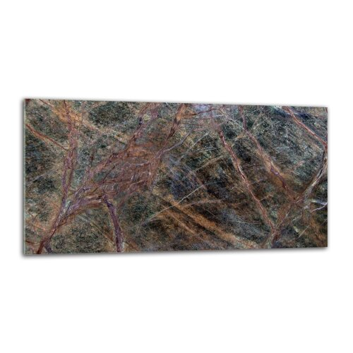 Küchenrückwand 60x60 Glas Spritzschutz Herd Spüle Fliesenschutz Textur Bunt
