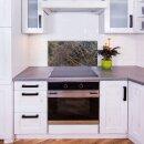 Küchenrückwand 60x60 Glas Spritzschutz Herd...