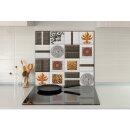 Küchenrückwand 65x60 Glas 65x60 Spritzschutz...