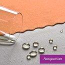 Tischdecke Abwaschbares Tischtuch Schmutzabweisend Tischdeko 90x140cm Orange