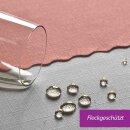 Tischdecke Abwaschbares Tischtuch Schmutzabweisend Wasserabweisend 100x100 Pink