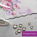 Tischdecke Abwaschbares Tischtuch Leinenoptik Schmutzabweisend 120x220cm Rosa