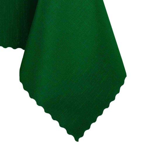 Tischdecke Abwaschbares Tischtuch Schmutzabweisend Wasserabweisend 140x200 Grün