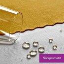 Tischdecke Abwaschbares Tischtuch Schmutzabweisend Wasserabweisend 150x350 Gelb